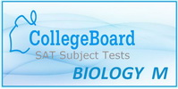 SAT Subject Test Biology M