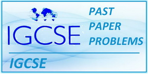 IGCSE Past Paper Problems Solved