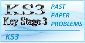 Key Stage 3 Past Paper Problems Solved