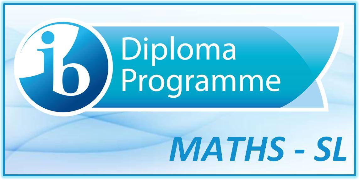 IB Maths SL