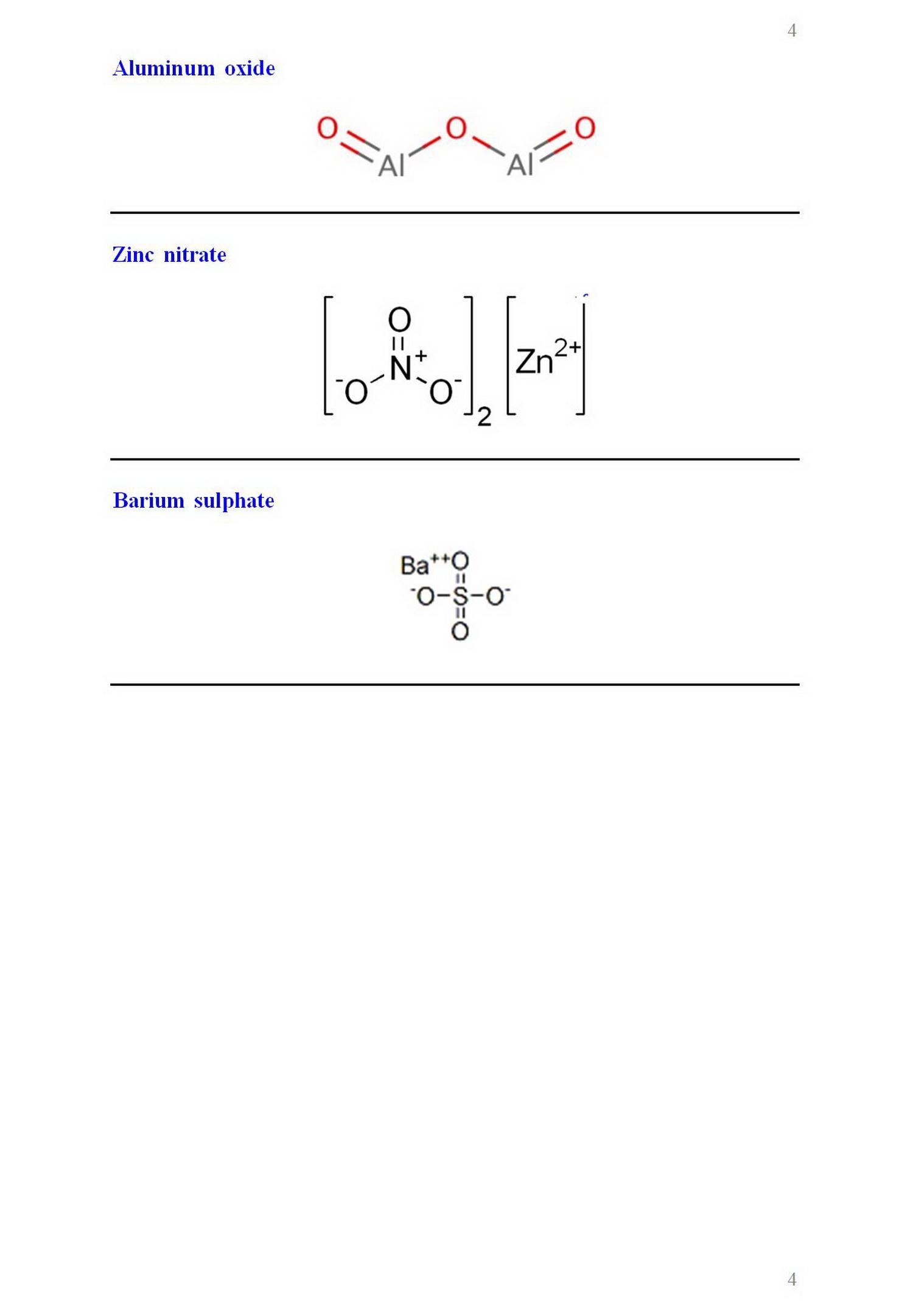 IB Chemistry SL & HL: 4.1 - Formulas of Metals with ...